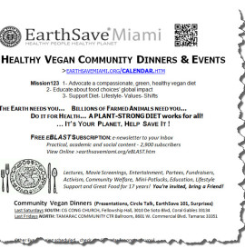 Dinners and Events
