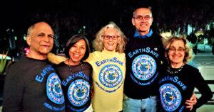 EarthSave Tee-Shirts - the Human Billboard