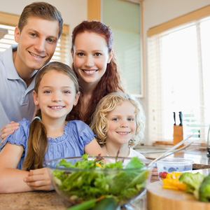 Healthy Family - Happy Family