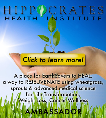 EarthSave is proud to be an ambassador with Hippocrates Health Institute