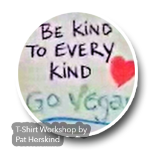 T-Shirt Workshop with Pat Herskind